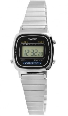 Zegarek Damski CASIO Collection Retro LA670WA-1DF