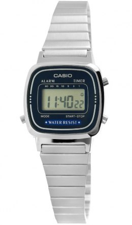 Zegarek Damski CASIO Collection Retro LA670WA-2DF