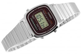 Zegarek Damski CASIO Collection Retro LA670WA-4DF