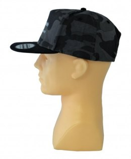Czapka MASTERS Midnight Camo/Black